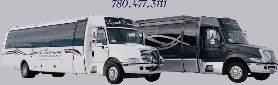 Edmonton Limos Legends Limousine
