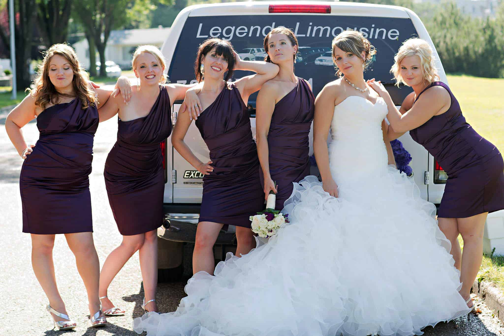 Edmonton Limos Legends Limousine Weddings Wedding Packages