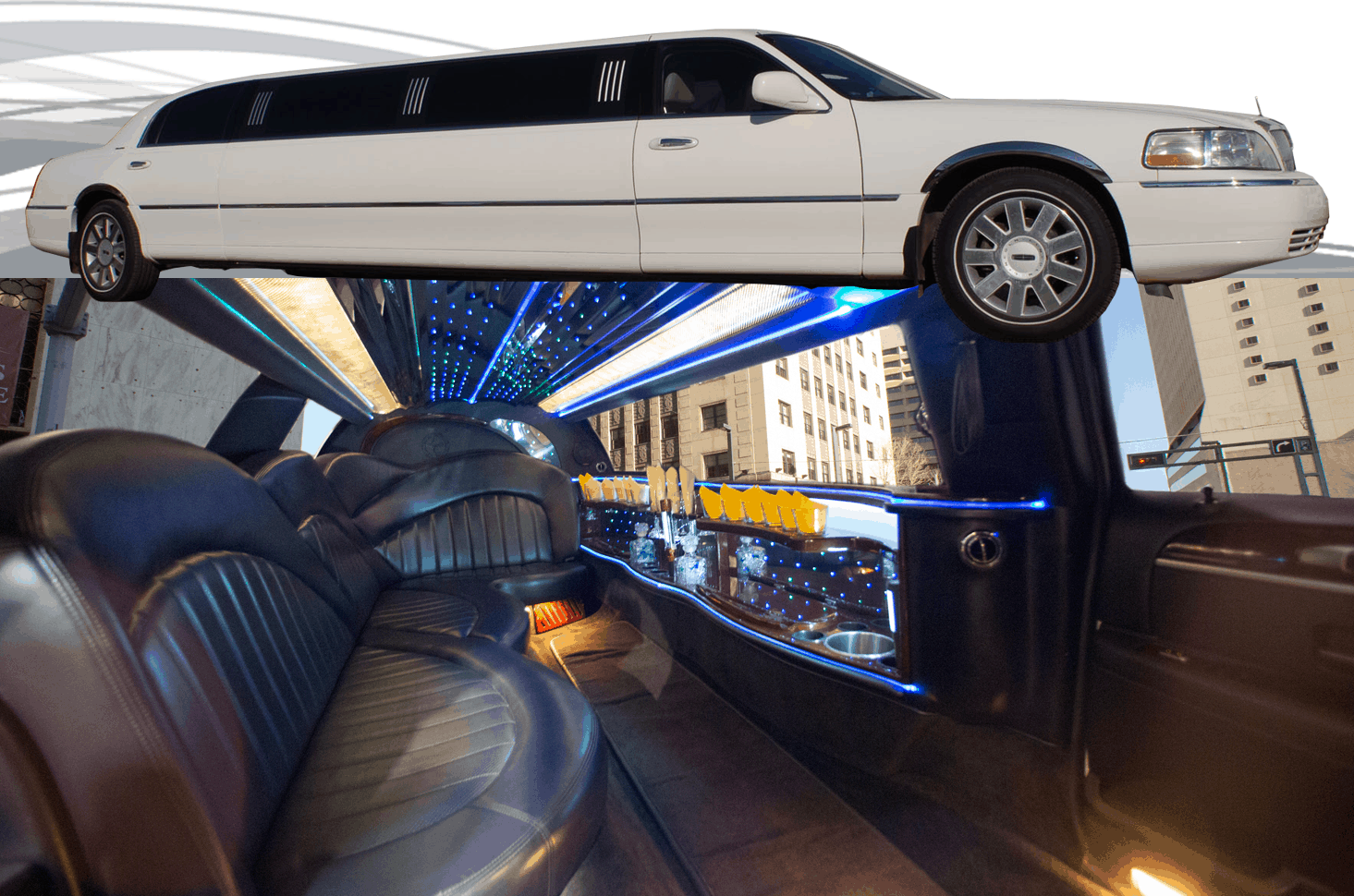 Edmonton Limos Legends Limousine The Icon